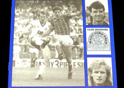 Wolves v Cardiff 05.09.1987
