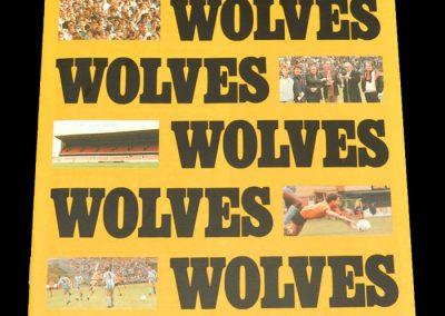 Wolves v Bristol 24.11.1987