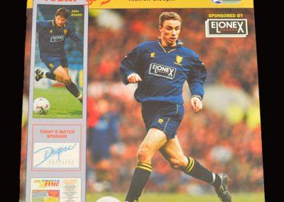 Middlesbrough v Wimbledon 01.02.1997