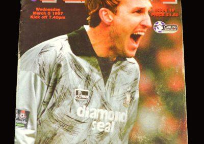 Middlesbrough v Derby 05.03.1997