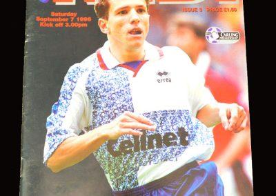 Middlesbrough v Coventry 07.09.1996