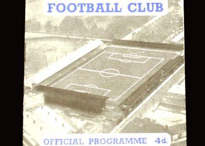 Ipswich v Hull 31.10.1959