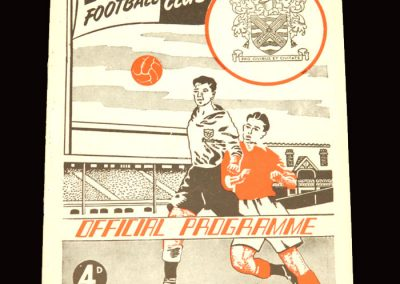 Fulham v Hull 09.01.1960 - FA Cup 3rd Round