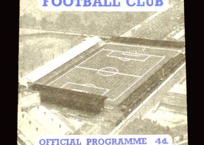 Ipswich v Scunthorpe 27.02.1960
