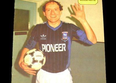 Everton v Ipswich 06.03.1982