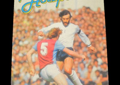 Everton v Spurs 19.09.1981