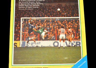 Everton v Man City 31.10.1981