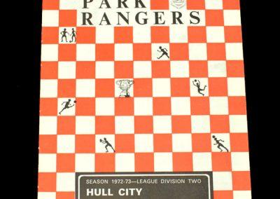 Hull v QPR 04.11.1972