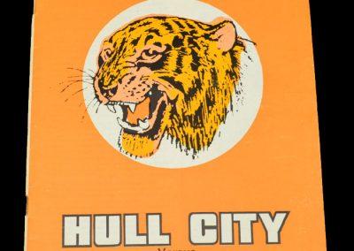 Hull v Carlisle 09.12.1972