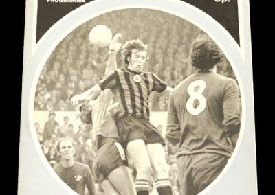 Man City v Liverpool 01.09.1971