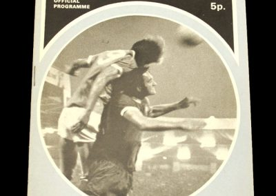 Man City v Newcastle 11.09.1971