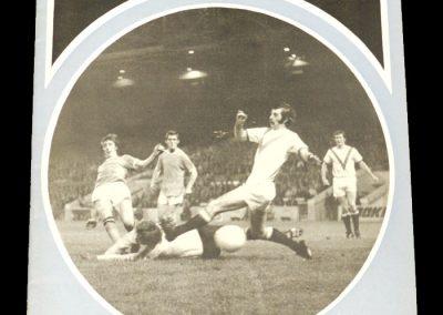 Man City v Southampton 25.09.1971