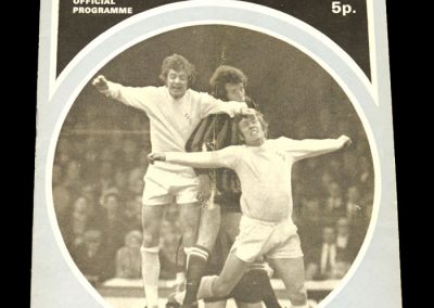 Man City v Sheff Utd 23.10.1971