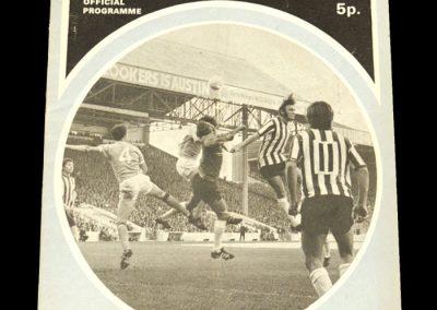 Man City v Man Utd 06.11.1971