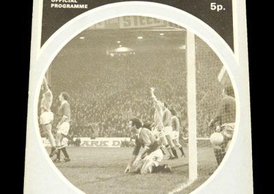 Man City v Coventry 27.11.1971