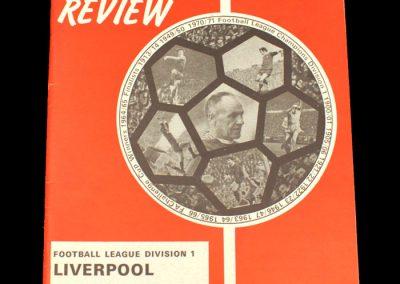Man City v Liverpool 26.02.1972