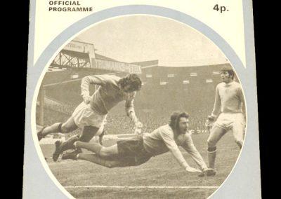 Man City v West Brom 01.03.1972