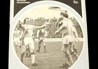 Man City v Chelsea 18.03.1972