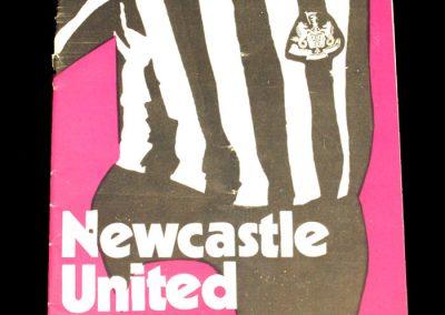 Man City v Newcastle 25.03.1972