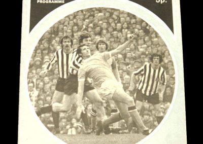 Man City v Stoke 01.04.1972