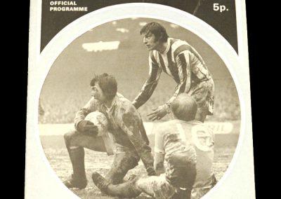 Man City v West Ham 08.04.1972