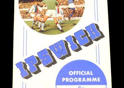 Man Utd v Ipswich 18.04.1972