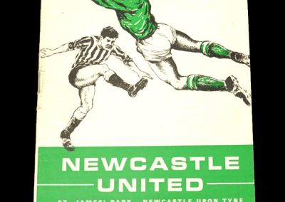 Arsenal v Newcastle 10.10.1970