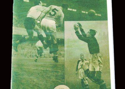 England v Italy 13.05.1939
