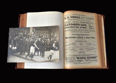 Aston Villa v Man Utd 30.03.1912