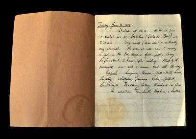 Notes on Iceland tour June/July 1939 (Iceland's 1st ever Internationals)