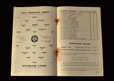 Man Utd v West Brom 25.08.1956