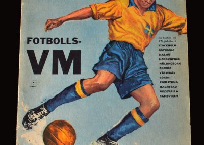 1958 World Cup Review