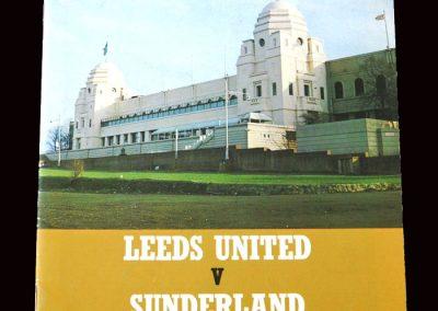 Leeds v Sunderland 05.05.1973 - FA Cup Final