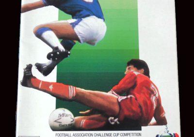 Everton v Liverpool 10.05.1986 - FA Cup Final