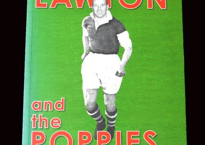 Tommy Lawton & The Poppies - 1956-57 - Ian Addis