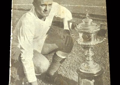 Real Madrid Magazine October 1954