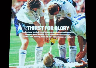"Gazza Celebration - The Infamous ""Dentist Chair"""