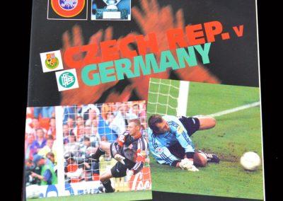 Czech Rep v Germany 30.06.1996 Final