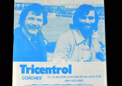 Dunstable Town v Luton 29.10.1975