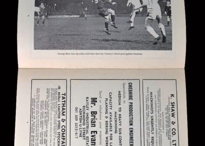 Stockport v Watford 12.12.1975