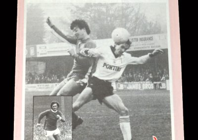 Bournemouth v Newport 28.03.1983 - Debut game