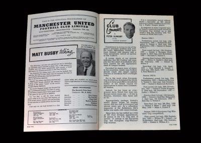 Stoke v Man Utd 07.12.1963