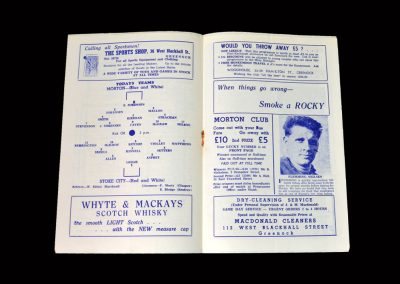Stoke v Morton 06.03.1965