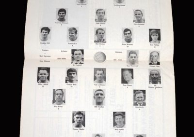 Bolton v International All Stars 11 11.04.1967