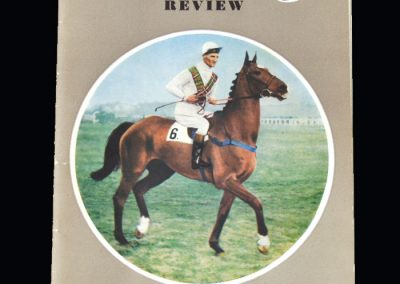 Racing Review April 1955