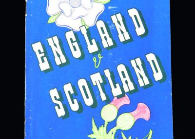 England v Scotland 04.03.1950 - Amateur International (Ronnie Simpson)