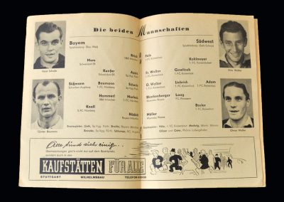 Bayern v Southwest 19.03.1950 - German Cup Final