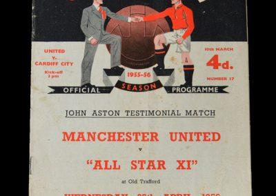 Man Utd v Cardiff 10.3.56