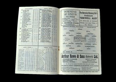 Barnsley v All Stars 11 26.04.1956