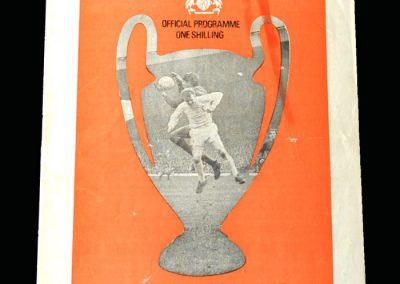 Leeds v Celtic 01.04.1970 - European Cup Semi Final 1st Leg